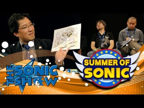 SUMMER OF SONIC 2011: Sonic Team Q&A