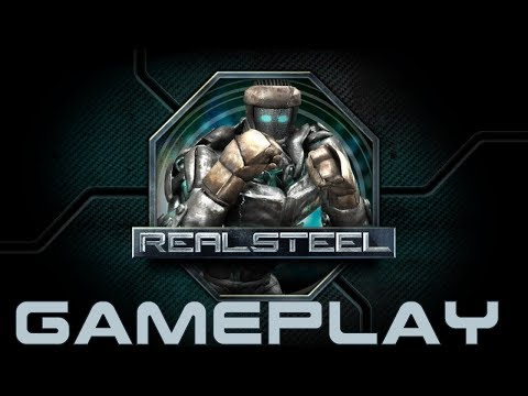 Real Steel the Video Game - HD Gameplay