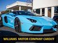 Williams Motor Company BBC Rogue Traders