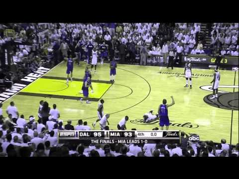 Dirk Nowitzki & The Dallas Mavericks Greatest Comeback In Finals History Vs Heat Game 2(2011)