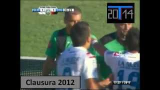 San Lorenzo 1 vs Colon 1 - Clausura 2012