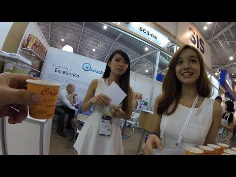 GoPro: FHA 2016, Food Hotel Asia 2016 Singapore, 新加坡食品及酒店展2016 #gopro #session4