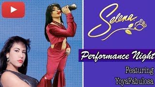 Performing in New York City, With Crossdress DIVA Yoya Fabulosa (Selena Quintanilla)
