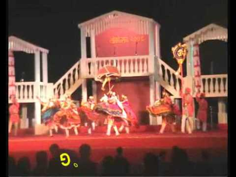 Goan Folk Dance - Gode Modni video