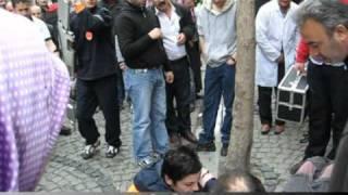 Yeşiltepe'de İnanılmaz kaza