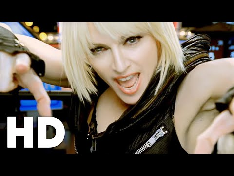 Madonna - Jump (Official Music Video)
