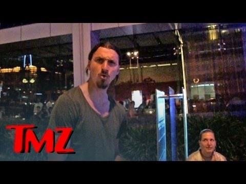 Zlatan Ibrahimovic -- Soccer Legend Rips Team USA ... 'A Big Joke'