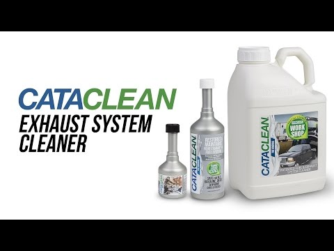 Cataclean - Exhaust System Cleaner