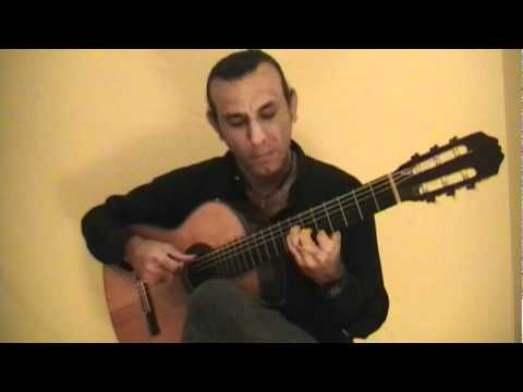 Dorian Avila plays Tabaco y Oro (Paso Doble) by Gerardo Nunez