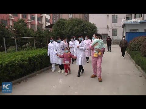 "Coronavirus fight: 9 nurses 27-day ""temporary moms"" for 2 kids"