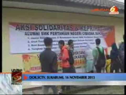 Tawuran Siswa di SMK Lodaya, Cibadak, Sukabumi, Jawa Barat