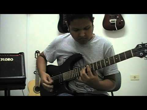Angra - Angels Cry [guitar Cover] Marlon Hamasaki video