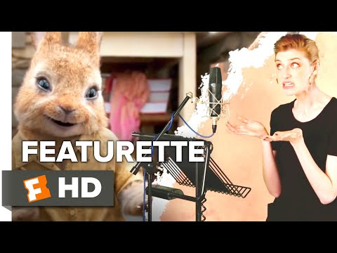 Peter Rabbit Featurette - Elizabeth Debicki as Mopsy (2018) | Movieclips Coming Soon