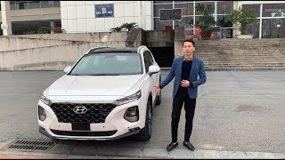 Hyundai Santafe ALL NEW 2019 - Trải Nghiệp tuyệt vời tại Showroom Hyundai