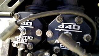 1993 Arctic Cat Cougar 440