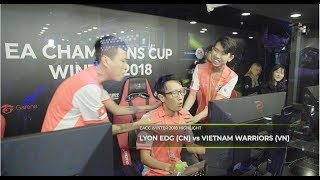 EACC WINTER 2018 Group Stage Day 2 HIGHLIGHT - FIFA Online 4