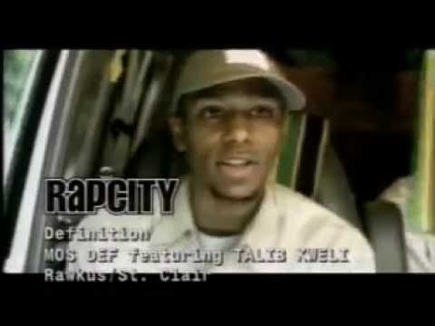 Thumbnail of video Blackstar (Mos Def & Talib Kweli) - Definition