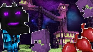 NEW Minecraft 1.9 Snapshot | New Dimension, Leviatation, Dungeons, Mobs, and More! | 1.9 Update