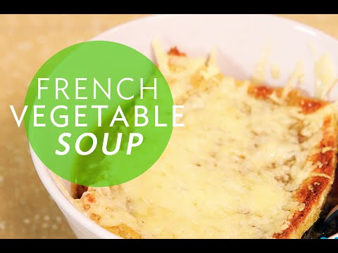 FRENCH VEGETABLE SOUP | Broke But Bougie