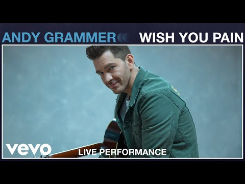 """Andy Grammer - """"Wish You Pain"""" Live Performance 