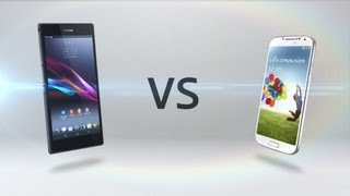 Xperia Z Ultra Vs. Galaxy S4