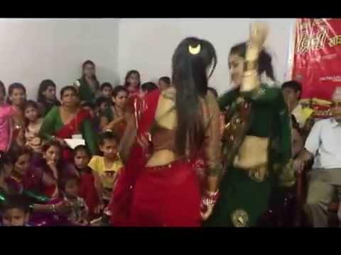 Tamghas ka Cheli Haru Tika Pun sanga Teej ko Song Ma dance gardai.