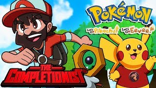 Pokemon Let's Go Pikachu and Eevee | The Completionist