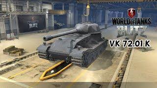 VK 72.01 K - World of Tanks Blitz