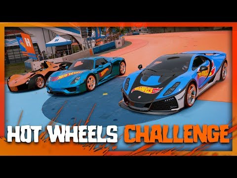 Forza Horizon 3 | Best Hot Wheels Challenge (Stunts, Races & Funny Moments)