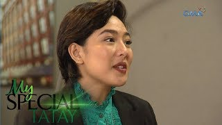 My Special Tatay: Aubrey, the working girl   Teaser Ep. 99