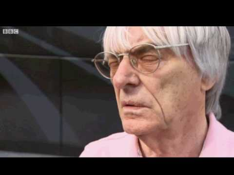 Bernie Ecclestone - On New F1 TV Deal