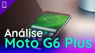 Análise em vídeo: Moto G6 Plus