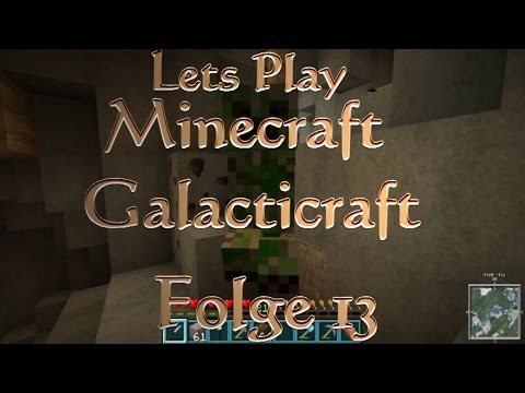 Lets Play Minecraft Galacticraft S4 Folge #13 (78) Ein Tödlicher Fehler (Full-HD)