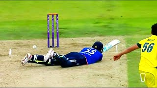 Top 10 Best Funny Dismissals in Cricket History Ever ● Funny Cricket Moments ●