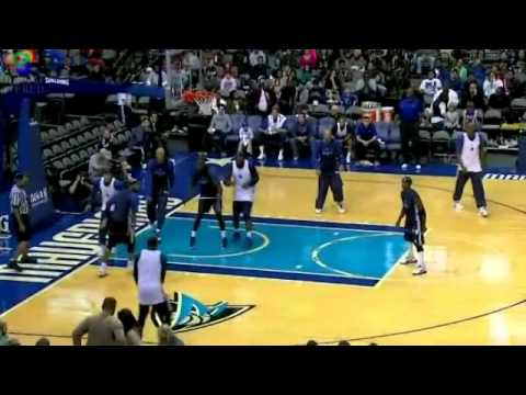 Dallas Mavericks Open Practice Highlights
