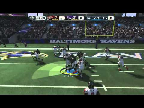 Madden 15 Ultimate Team :: INCREDIBLE run by 99 Speed Michael Vick! ::-XBOX ONE Madden 15 MUT