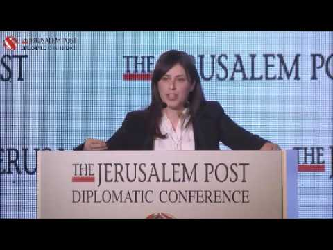 Deputy Foreign Minister Tzipi Hotovely: We need to refute the myth of occupation
