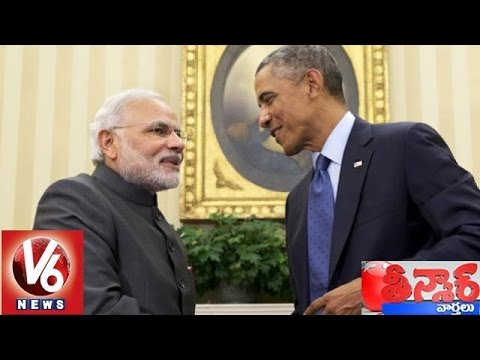 Modi invites Barack Obama for Republic Day celebrations - Teenmaar News