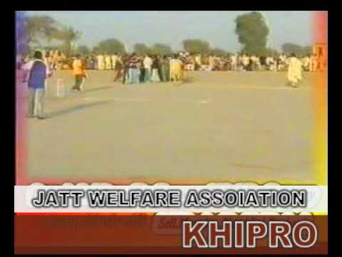 Shaheed M. Shabir Zaki Tap Ball Cricket Tournament High School Ground Khipro 6 9.mp4 video