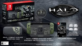 Halo Coming To Nintendo Switch