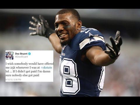 15 DELETED Tweets that NFL Stars Wish You Never Saw
