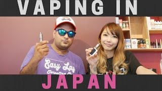 This Is Harajuku Japan: Let's Vape!