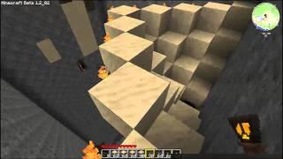 Minecraft Trap - Wie baut man eine Sandfalle? [GERMAN]