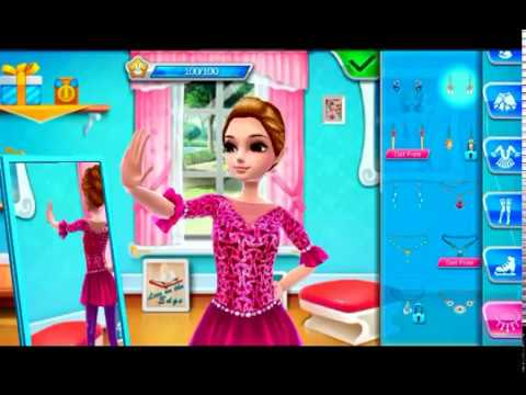 Ice Skating Ballerina - Gameplay - Videos games for Kids - Girls -  Coco Play By TabTale