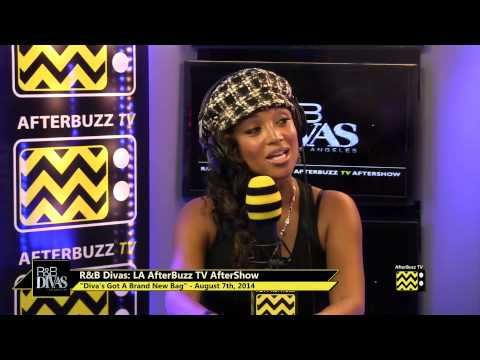 Chante Moore from R&B Divas Los Angeles Interview on AfterBuzz TV Music Videos