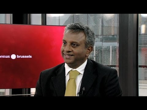 """EU leaders must act over immigration"" - Salil Shetty of Amnesty International"