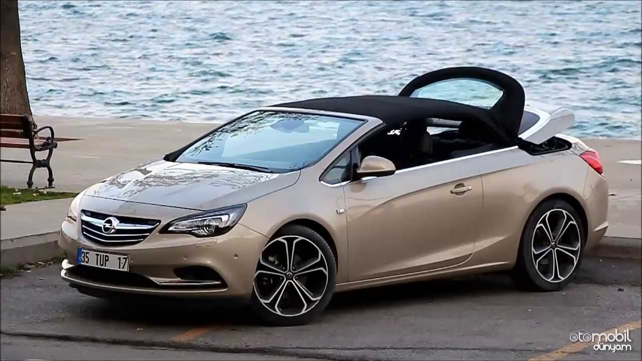 test opel cascada youtube. Black Bedroom Furniture Sets. Home Design Ideas