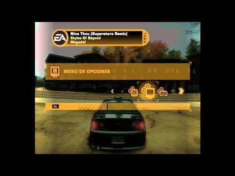 como aumentar los graficos de need for speed most wanted