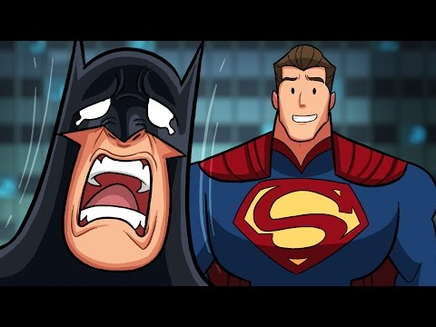 Superman V Batman ( Ft.The Epic Movie Trailer Voice )