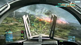 Battlefield 3: Caspian Border Gameplay